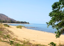 Another beautiful beach along Lake Malawi