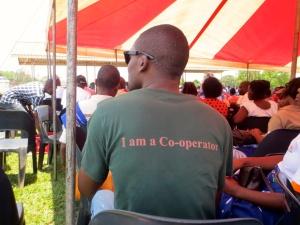 I am a co-operator