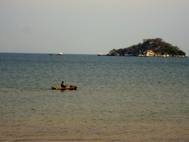 Beautiful Lake Malawi, Livingstonia Beach