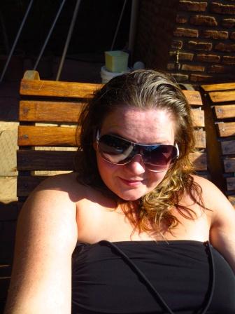 sun tanning