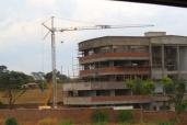 Some Malawian scaffolding