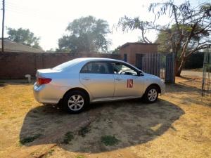MUSCCO's 'trusty' company car